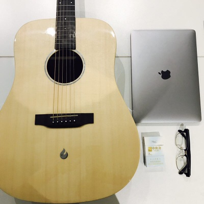 拿火吉他怎么样?刚买的 lava guitar 弹个安河桥前奏