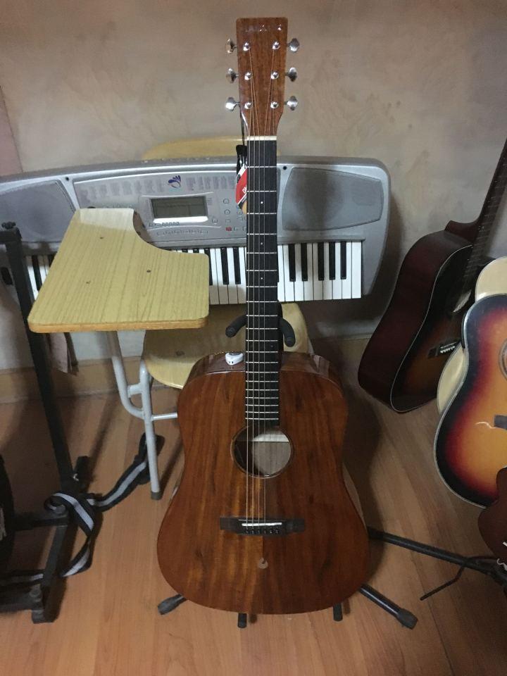 如何评价拿火吉他LAVA ME?